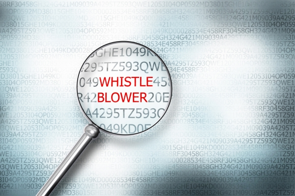 whistleblower text